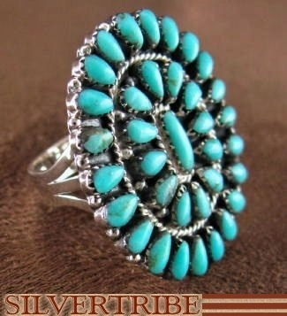 Native Indian Turquoise