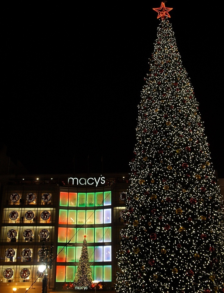 Christmas Decorations In Union Square : Best images about where you ve seen us on
