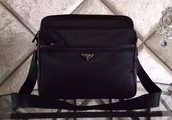 プラダ PRADA バッグ BAG ショルダーバッグ ナイロン+カーフ メンズ VA1028