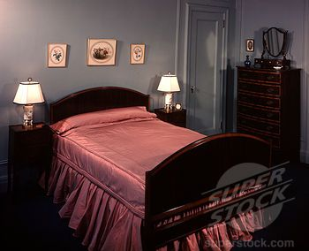 17 best images about satin bedspreads on pinterest 1950s for 1950 bedroom ideas