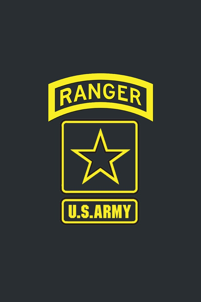 us army iphone wallpaper us army ranger wallpaper i made for iphone 16355