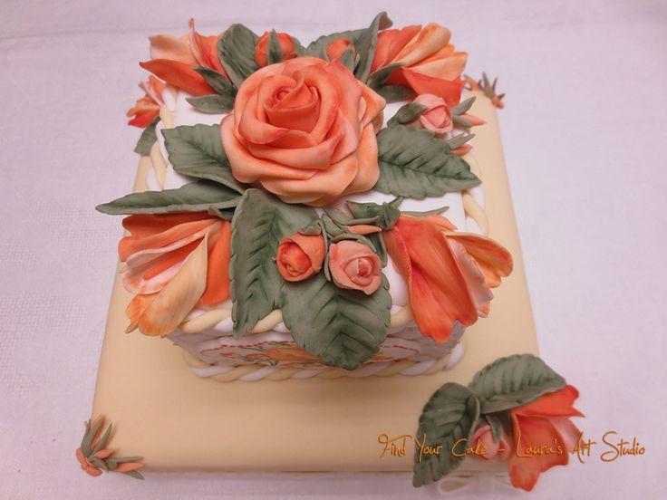 Torta e biscotti per un compleanno
