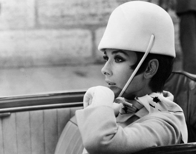 Audrey Hepburn i jej wspaniałe kreacje / Audrey Hepburn and her marvellous outfits