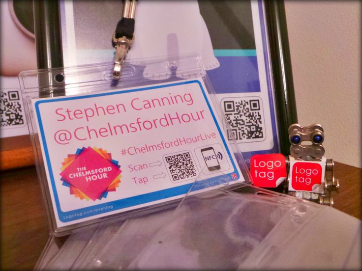 Getting ready for the fab #chelmsfordhourlive with our #eventag #chelmsfordhour #chelmsford #Logotag