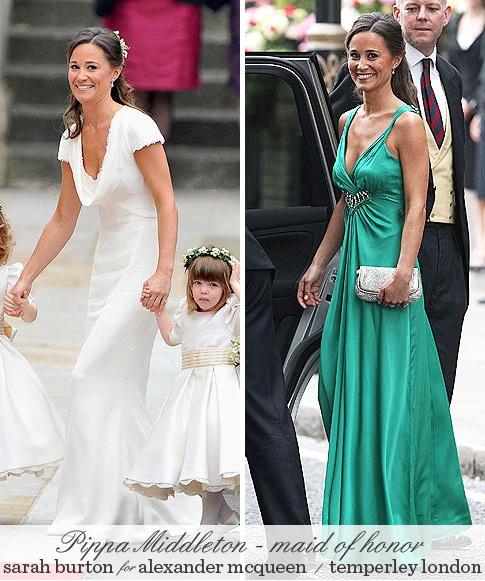 pippa royal wedding dress