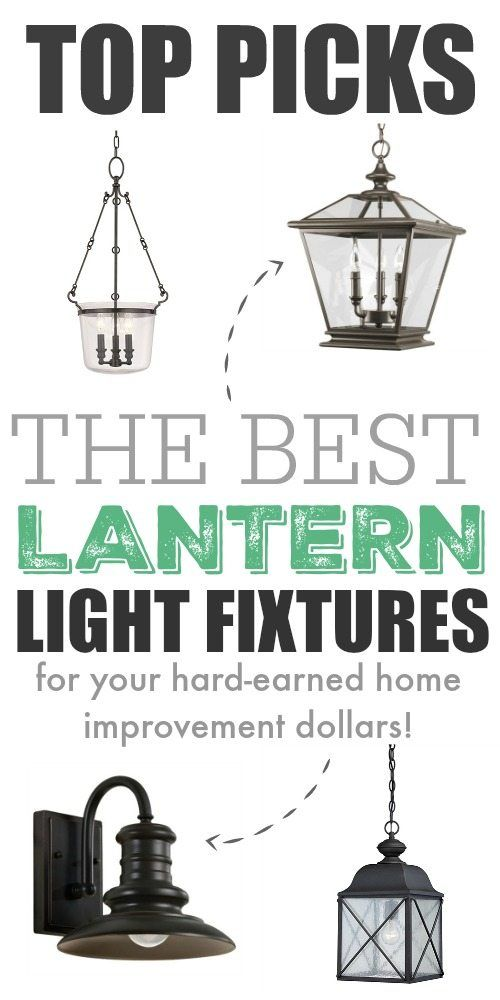 Beautiful Lantern Style Light Fixtures : Kitchen decor, Cabin and Lights