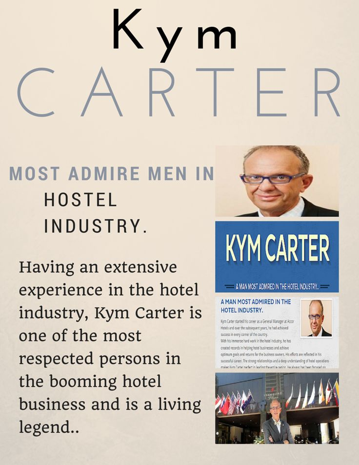 #Kym has very strong knowledge and understanding of the changing dynamics of the #Australian and International #Hospitality Industry.