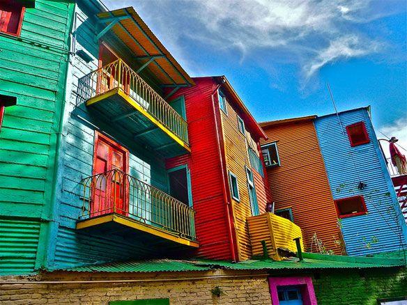 Caminito | La Boca | Argentina
