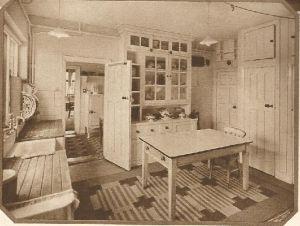 kitchens 1940's style