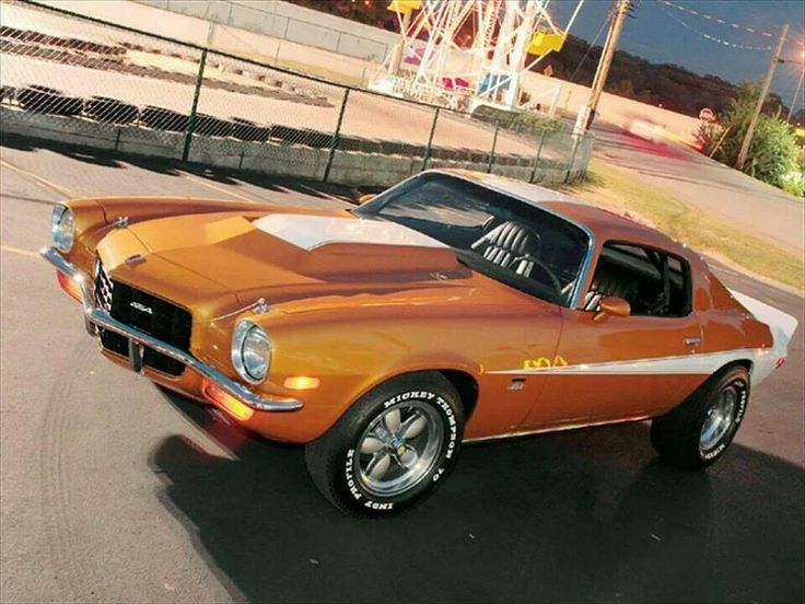 '73 Baldwin-Motion Phase III Camaro... love these...
