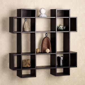 Boswell Media Cube Wall Shelf review at Kaboodle