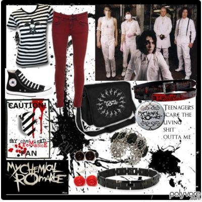 My Chemical Romance<3