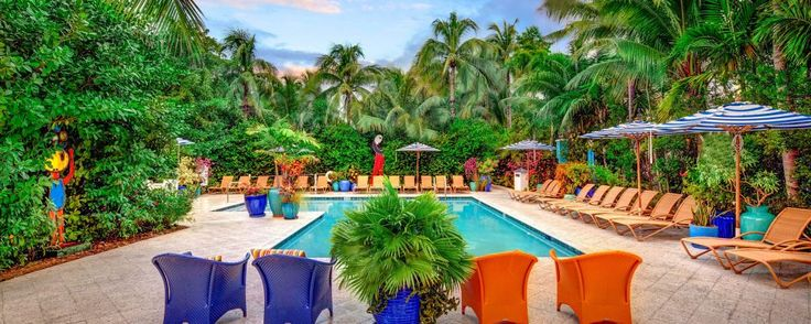 Take advantage of the 7-day sale at Parrot Key Resort for some of the best Key West Hotel deals.