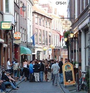 Oude Molstraat Den Haag