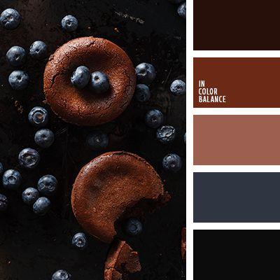 Цветовая палитра №3207