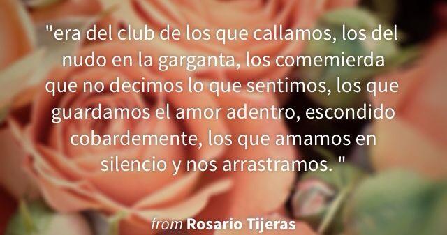 rosario tijeras | Tumblr