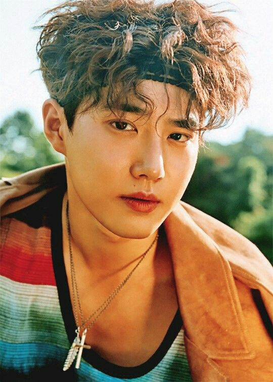 suho exo thewarexo kokobop weareone xiumin baekhyun