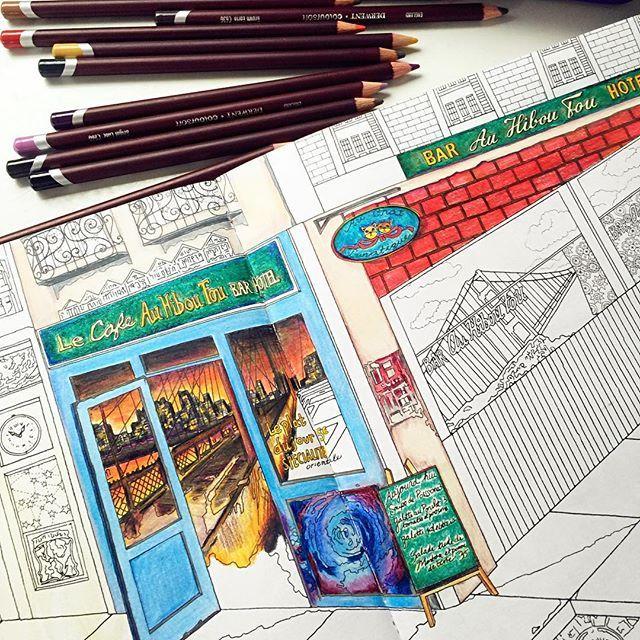 Derwentadultcolouring Coloring Coloringbook Watercolor Schmincke WinsorandNewton