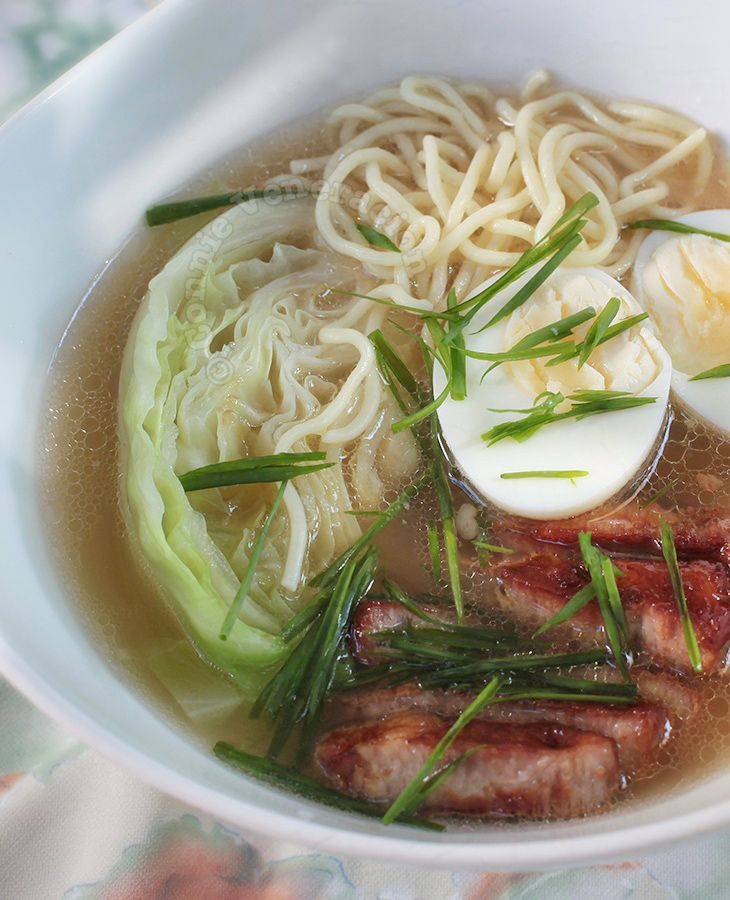 A Guide To Ramen Broth: Shio, Shoyu, Miso and Tonkotsu
