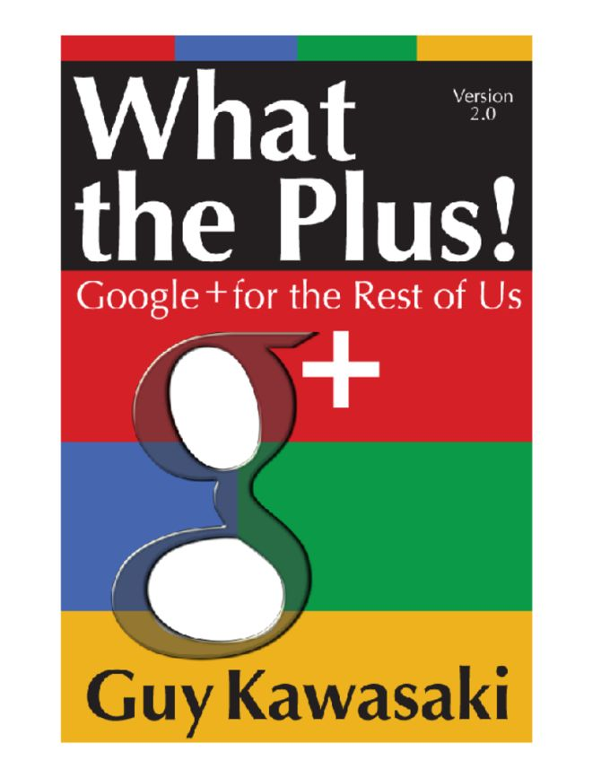 "Download ""What the Plus!"" Ebook For #Free"