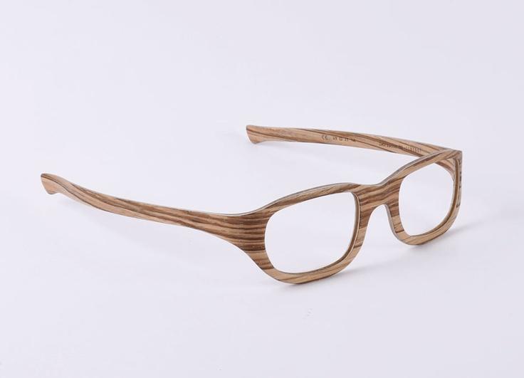W-eye_mod 302 - Design: Matteo Ragni - Wood: Zebrawood