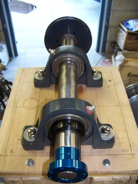 Source of Headstock and Tailstock Spindles?