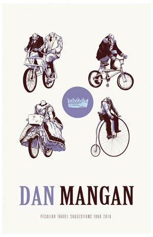 Ben Clarkson Poster for Dan Mangan
