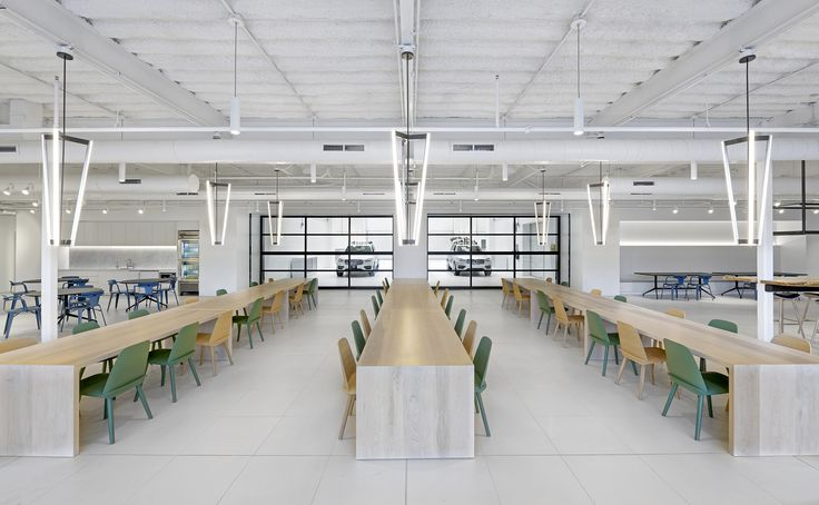 Gallery of Uber Advanced Technologies Group Center / Assembly Design Studio - 12