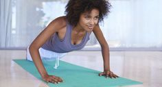 femme fitness exercice