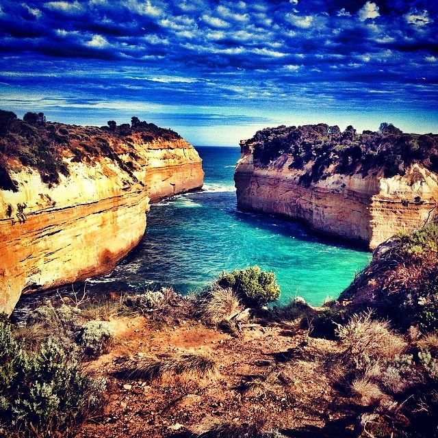 Instagram photo by @Crystal Parker (Crystal Peterson) | Iconosquare #greatoceanroad