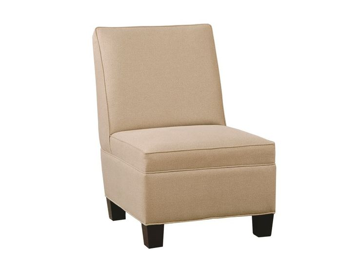 The Cinderella chair, choose you fabric, choose your leg and even change the dimensions @ Wind Grove