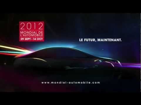 "La pub TV du Mondial de l'Auto 2012 s'accompagne du titre ""Speed Of Gravity"" du duo français Egyptology."