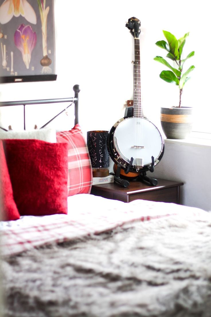 Cityscape Bliss // UK lifestyle blog based in Birmingham: 5 ingredients for a cosy bedroom