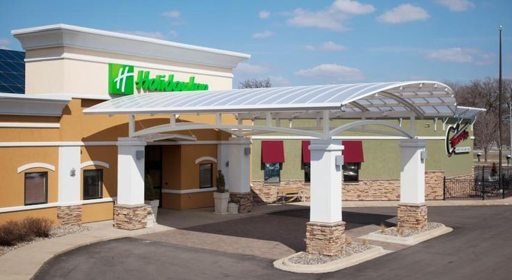 Holiday Inn Austin Conference Center Austin Featuring two on-site restaurants and an indoor pool, this southern Minnesota hotel is just off Interstate 90.  Located 1 mile from Hormel Foods International Corporation, each guest room includes a flat-screen TV and free Wi-Fi.
