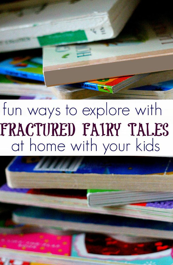Our #RaiseaReader blog shares 3 ways you can explore fractured #fairytales and boost storytelling with your child. Click for details.