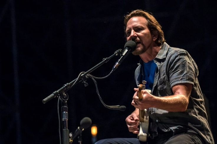 Eddie Vedder @ Firenze Rocks 24.06.2017