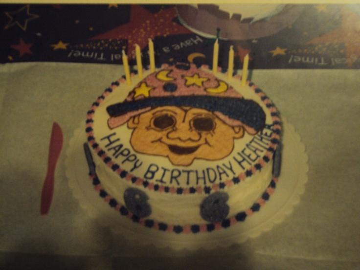 Happy Birthday Cake Pinterest