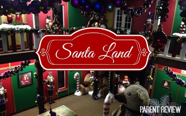 Parent review of Santa Land in Rogersville, AL | Winter ...