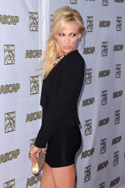 Debbie Gibson arrives at the 30th Annual ASCAP Pop Music Awards, on Wednesday…