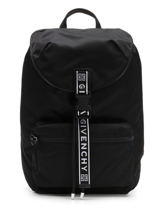 GIVENCHY 4G PACK-AWAY BACKPACK.  givenchy  bags  leather  nylon ... 15141ea5be019
