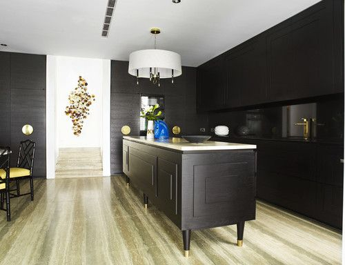 Furniture-style design features. Interior designer Greg Natale predicts that furniture-style cabinetry and other features will be one of the top trends in 2015.