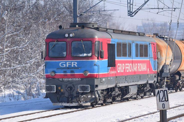 Diesellok 60-1520-5 der GFR