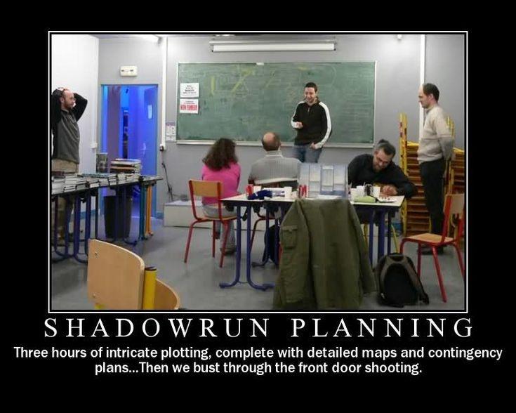 RP Motivationals part 6 of ?: Shadowrun!