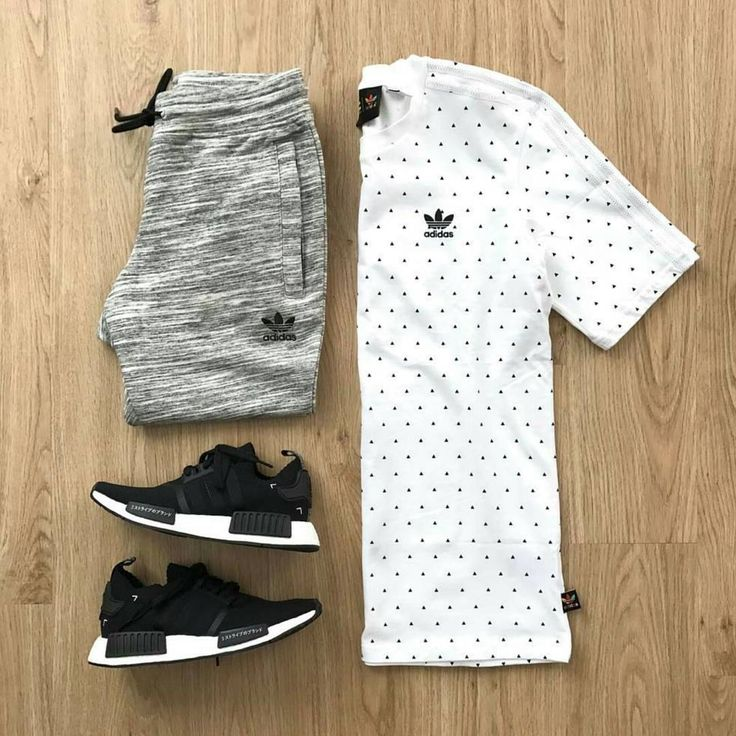 Adidas casual style
