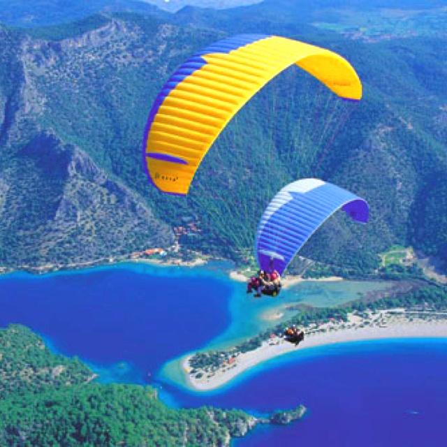 Ölüdeniz /Blue Lagoon,Turkey