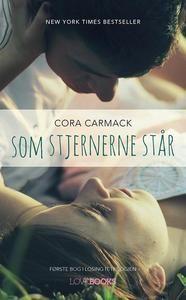9 stars out of 10 for Som stjernerne står by Cora Carmack #boganmeldelse #bookreview #bookstagram #books #bookish #booklove #bookeater #bogsnak Read more reviews at http://www.bookeater.dk