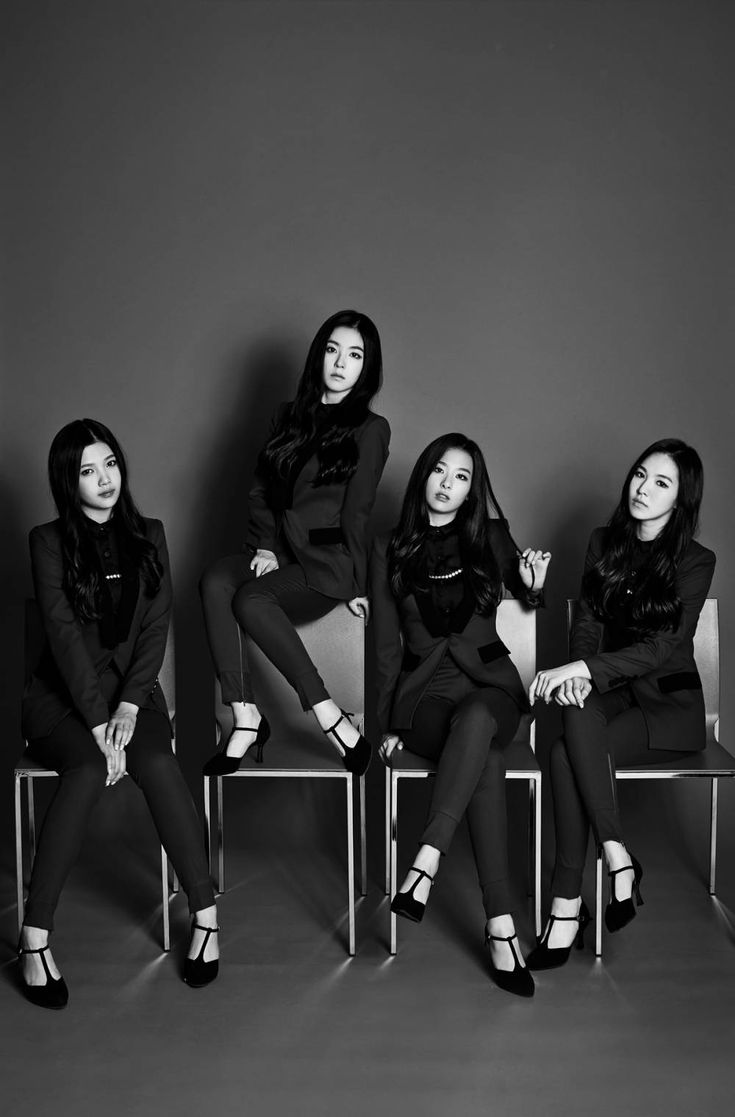 Red Velvet;are stirring anticipation with their complete transformation as chic, sophistica