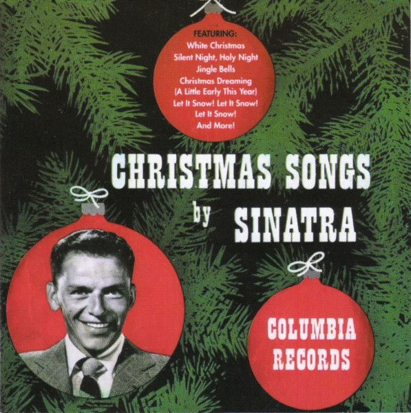 Frank Sinatra - Christmas Songs By Sinatra at Discogs