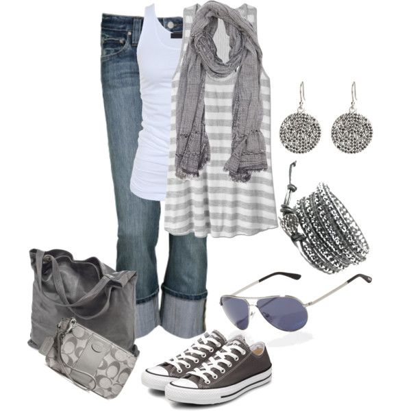 A fashion look from January 2013 featuring Tusnelda Bloch tops, Converse sneakers and chissene handbags. Browse and shop related looks.