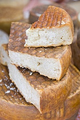Canarian goats cheese: one of the many  local foods that are worth trying.